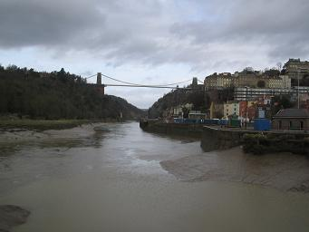 Clifton Suspension Bridge. © Robert Mason