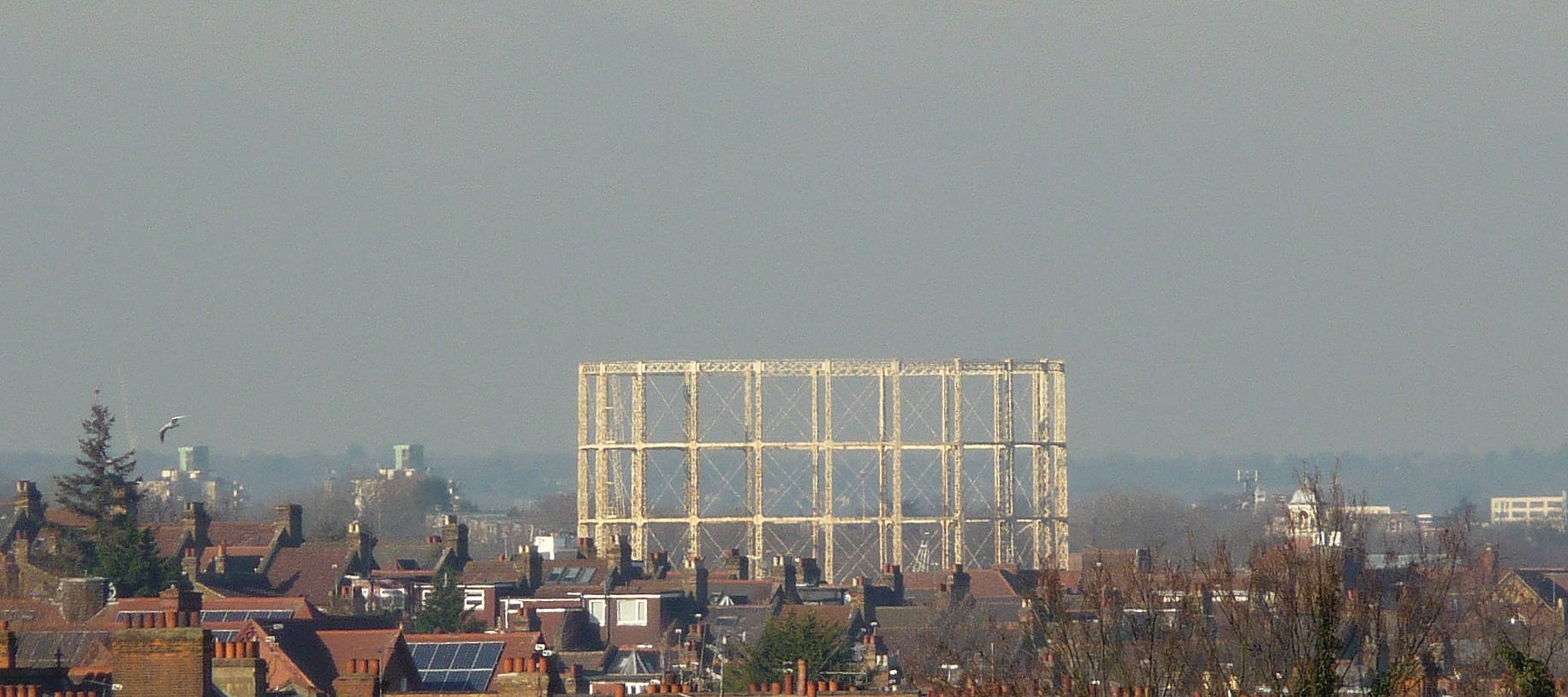 Hornsey No 3 L N from Katherine Close, N4. 21 JAN 17 R Carr