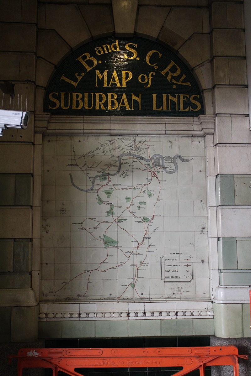 Map of suburban lines � Robert Mason 2016