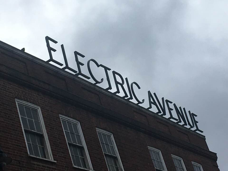 Electric Avenue � Leigh Chambers 2018