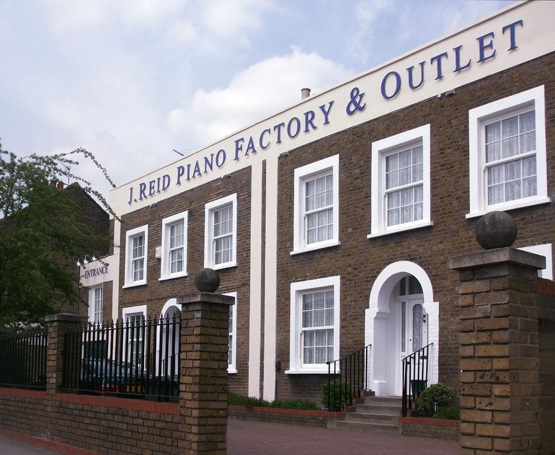 J Reid Piano Factory