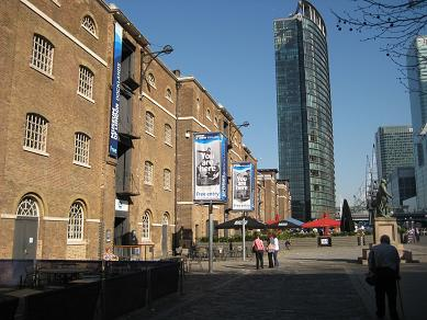 Museum of London Docklands. © Robert Mason, 28.3.12