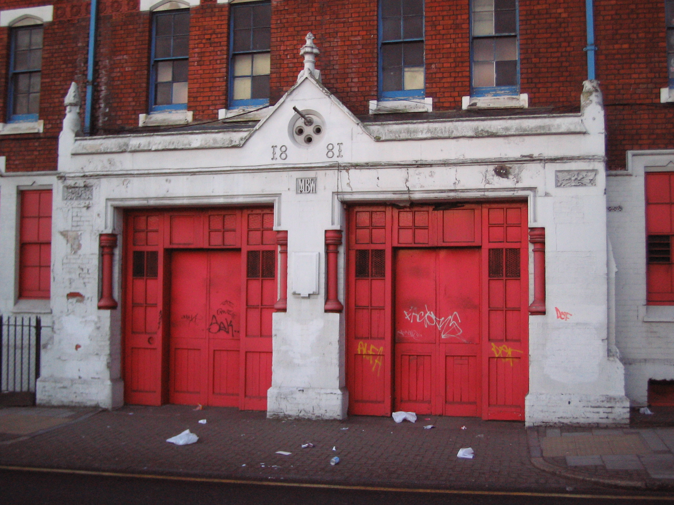 West Norwood fire station. � Robert Mason